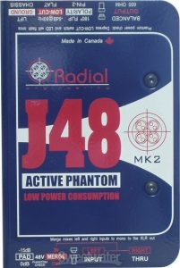 radial j48 splitter box