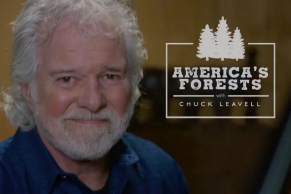 America's Forests with Chuck Leavell | Episode 1: Oregon