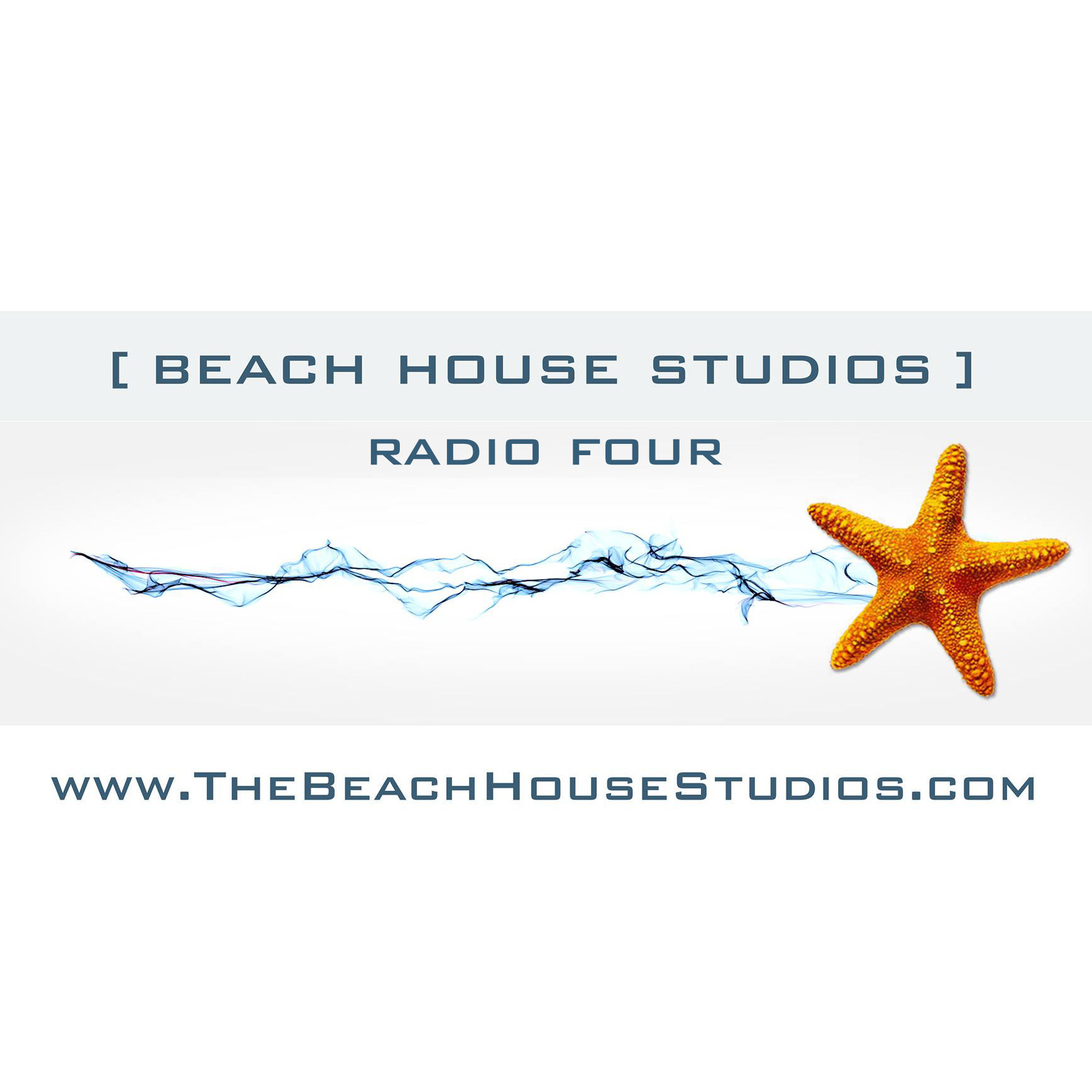 Beach House Studios Radio Four logo