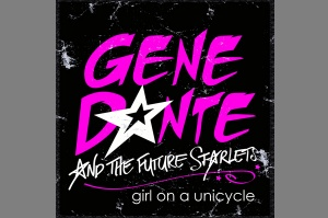 Gene Dante - Girl on a Unicycle